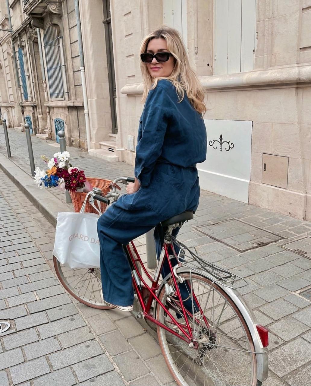bicycle, bike, and denim image