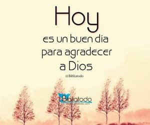 gracias, dios, and hoy image