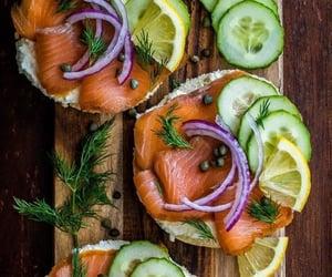 Fresh Smoked Salmon & Cream Cheese Appetizer
