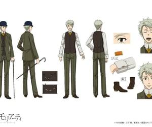 anime, john watson, and yukoku no moriarty image