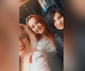 girl, girls night, and night image
