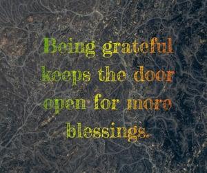 affirmation, grateful, and good vibes image