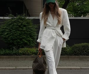 fashion, Louis Vuitton, and blogger image