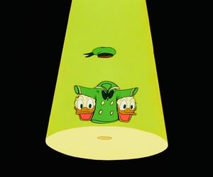 disney, donald duck, and Three Caballeros image
