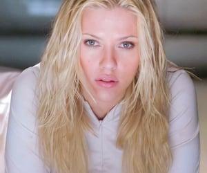 blonde, Scarlett Johansson, and wow image