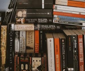 book shelf, books, and classics image