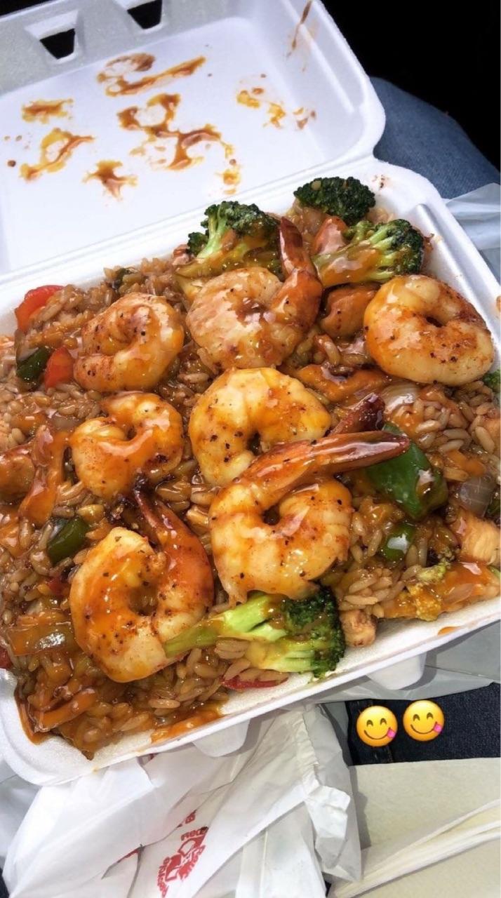 food, shrimp, and good image