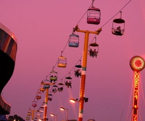 aesthetic, county fair, and dreams image