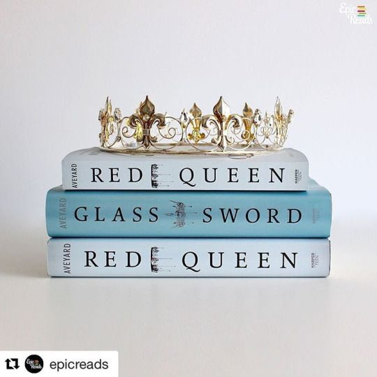 aesthetic, article, and redqueen image