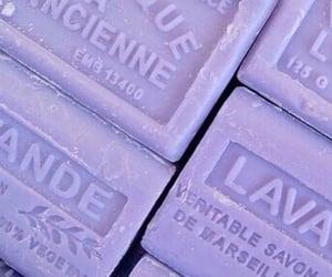 purple, soap, and lavender image