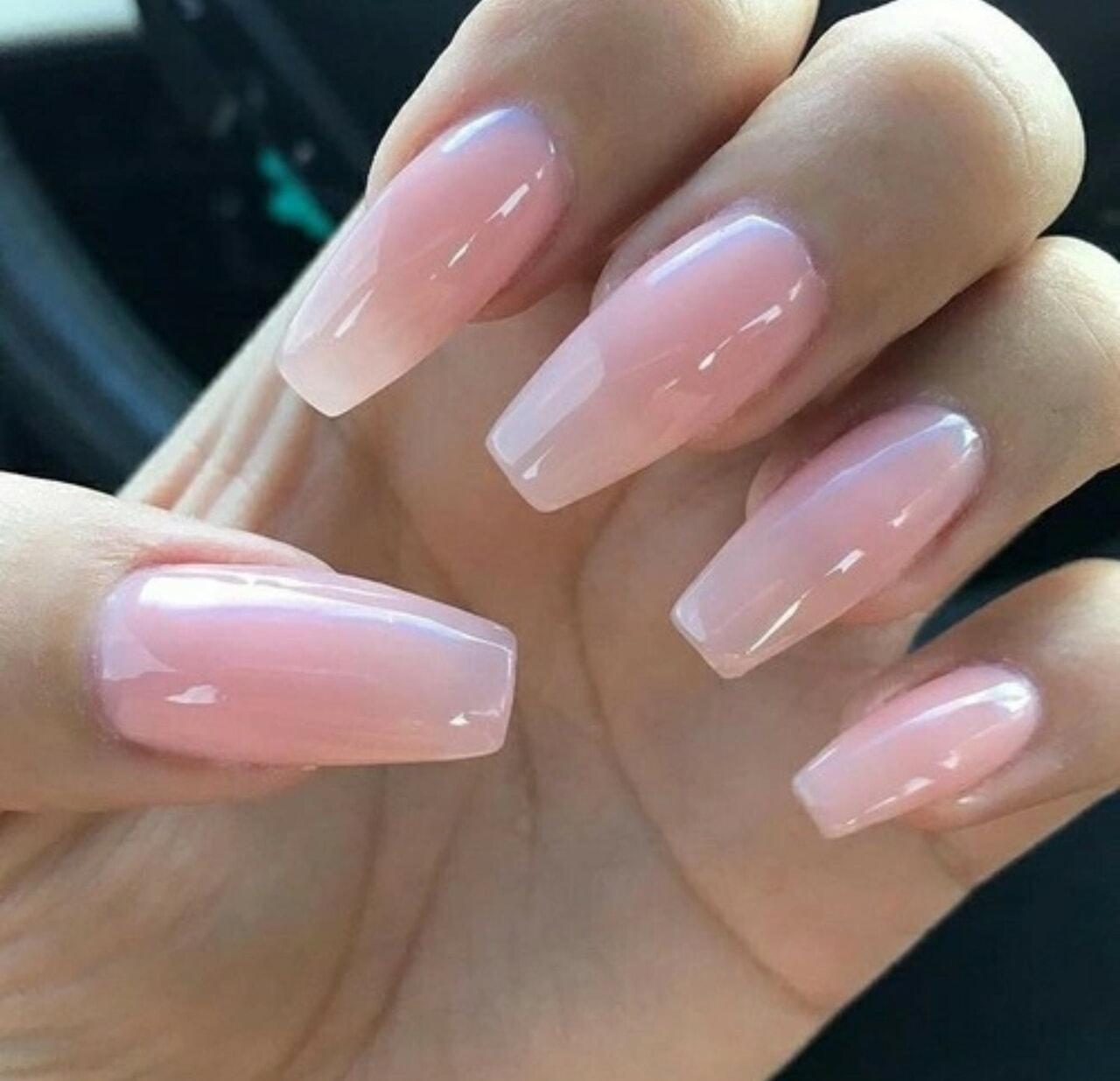 glamorous, nail art, and pink image