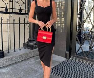 fashion, look, and manolo blahnik image