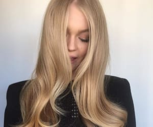 hair, fashion, and hairstyles image