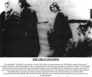 james, the pleiadians, and kodak instamatic image