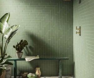 green, decor, and design image
