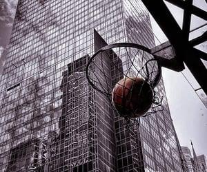 sport, basket, and Basketball image