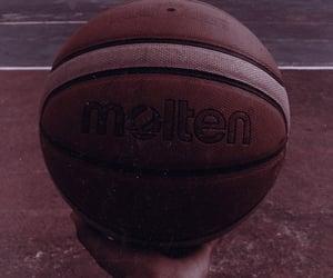 basket, Basketball, and ballislife image
