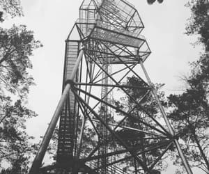bw, sw, and tower image