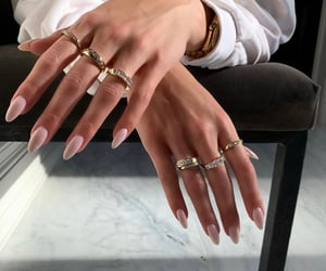 inspiration, nails, and chic image