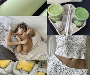 morning routine, that girl, and daily routine image