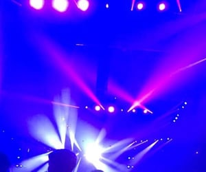 concert, lights, and music image