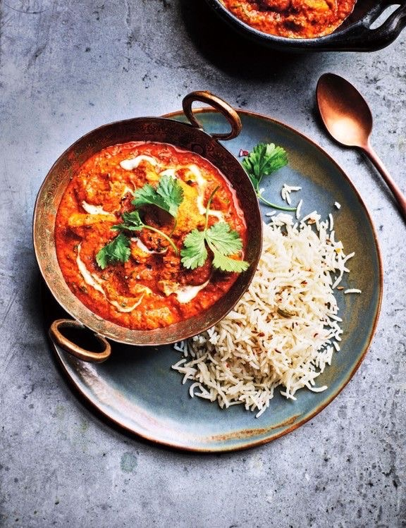 curry, food, and indian food image