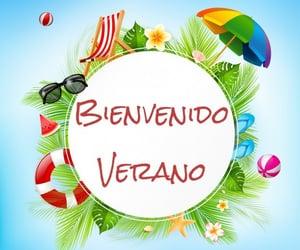 feliz, hola, and frases español image