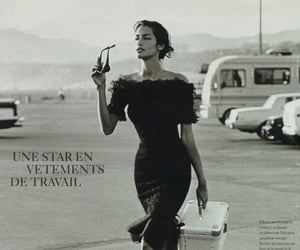style, model, and 90s image