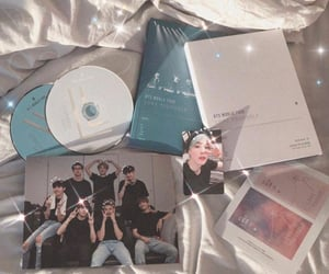 aesthetic, merch, and dvd image