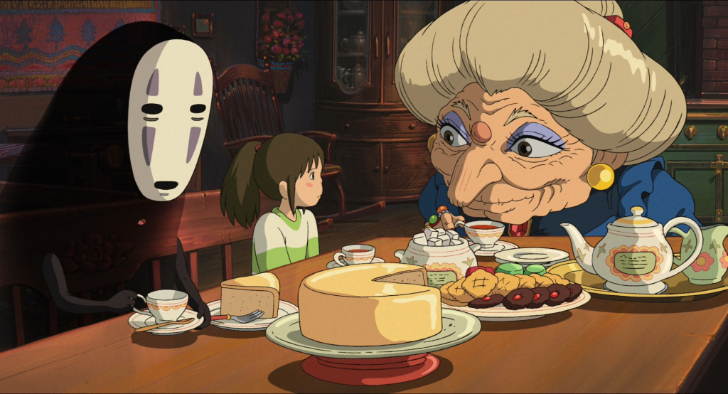 anime, animation, and ghibli image