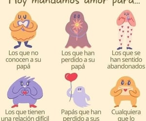 amor, vida, and padre image