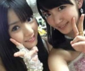 michishige sayumi, morning musume, and suzuki airi image