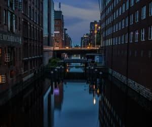 bridge, river, and wallpaper image