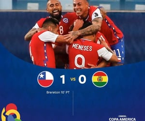 Bolivia, football, and arturo vidal image