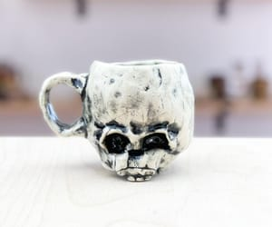 ceramics, cup, and mood image