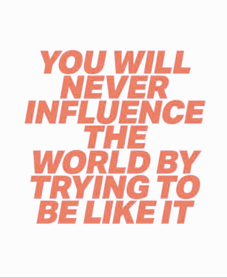 quotes, influence, and pink image