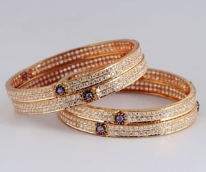 bangles, bijoux, and bling image