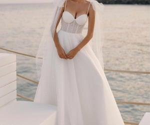 bride, fashion, and vogue image