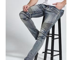 casual, summer, and sexy man image