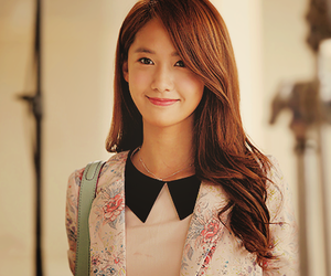 asian, pretty, and yoona image