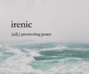 words, definition, and peace image