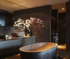 dining rooms, baths, and bedrooms image