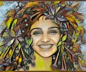 art, artwork, and celebrity image