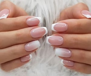 french and manicure image