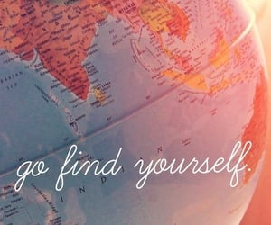 travel, glove, and go find yourself image