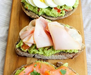 breakfast, meal, and cooking image