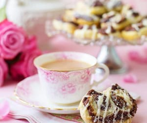 afternoon tea, biscuits, and english image