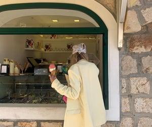 fashion and ice cream image