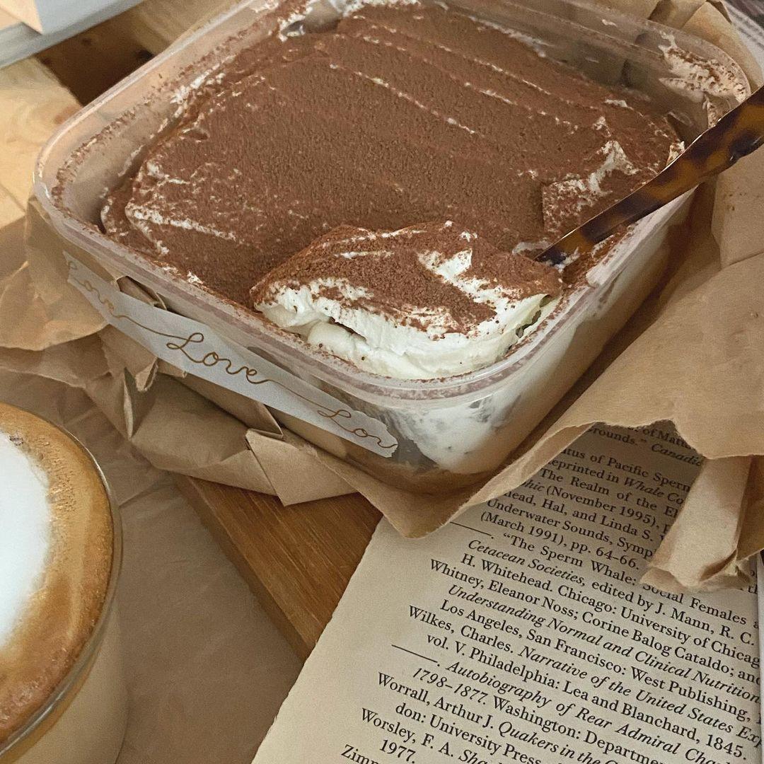dessert, food, and coffee image