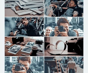 aesthetic, dean winchester, and spn image